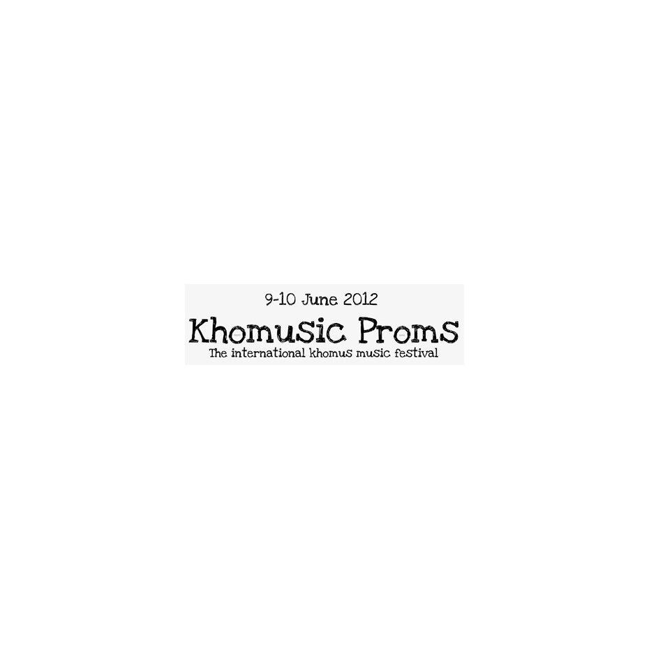 Khomusic Proms 2012 -