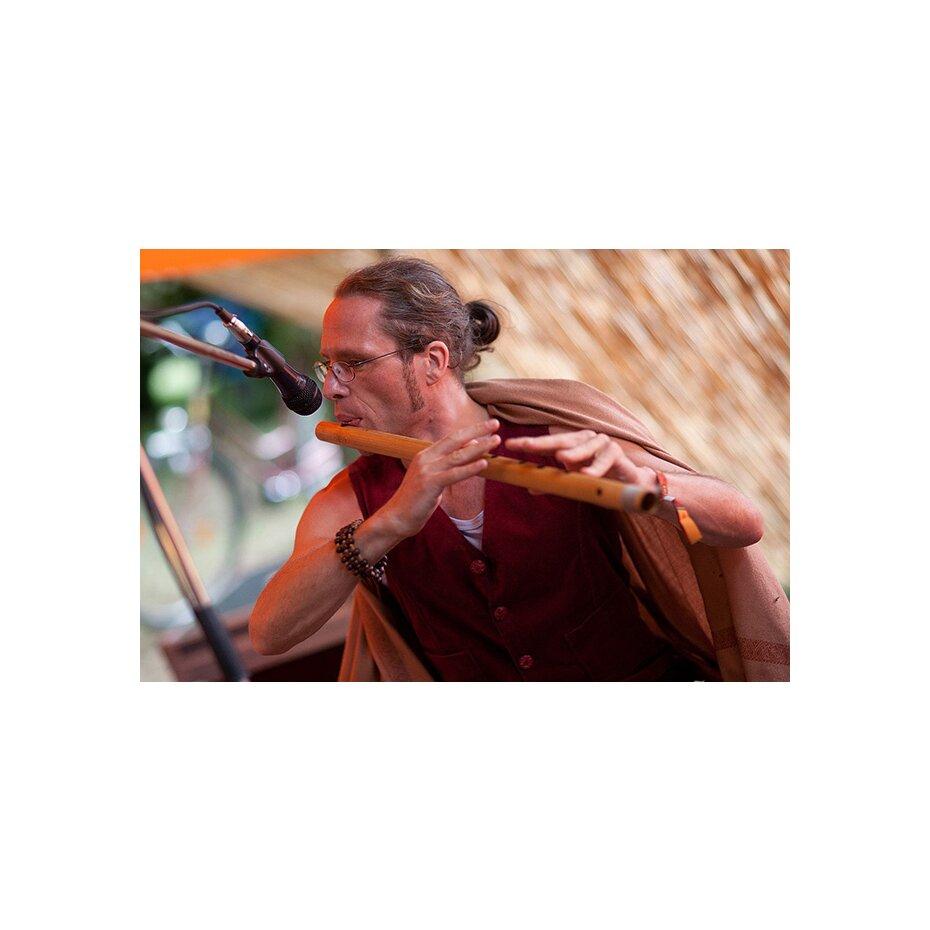 """Krishnas Instrument: Die Bansuri und der """"göttliche Ton"""" -"""