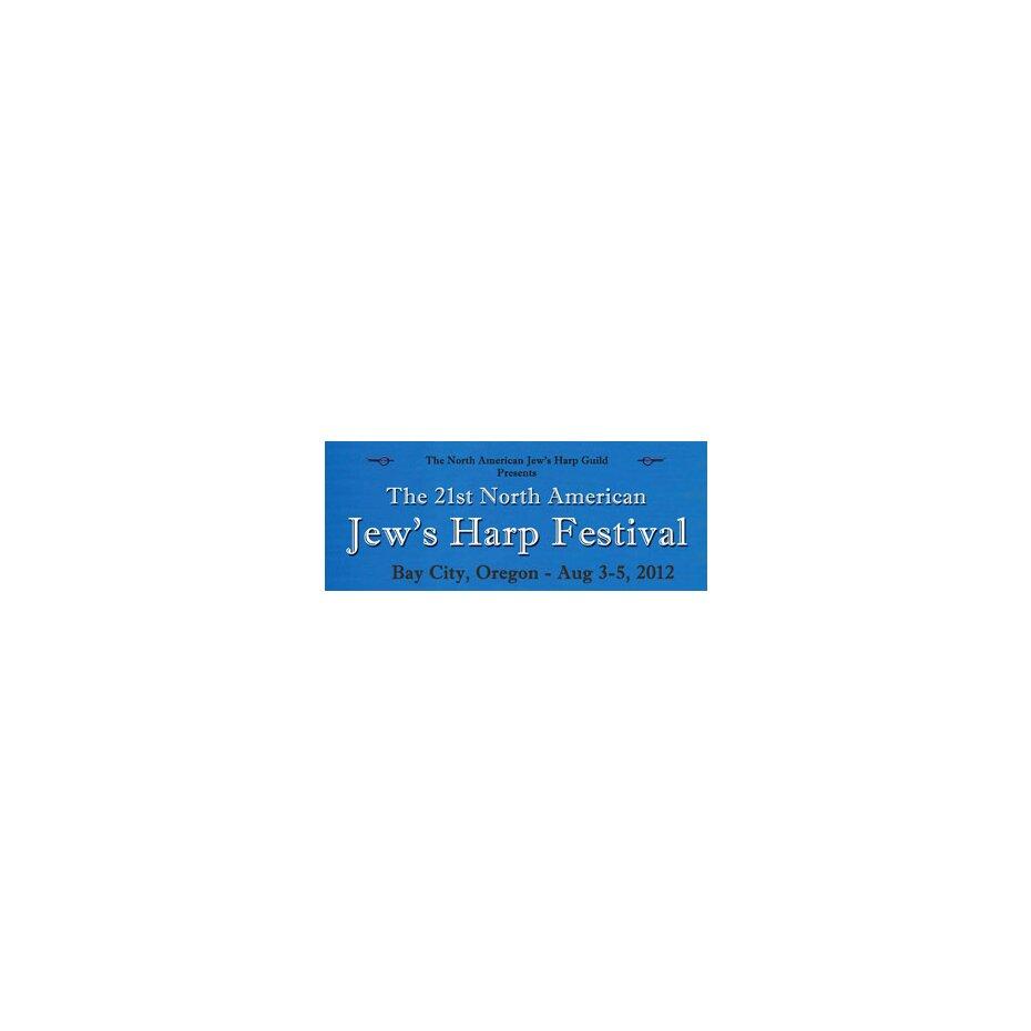 The 21st North American Jew\'s Harp Festival -