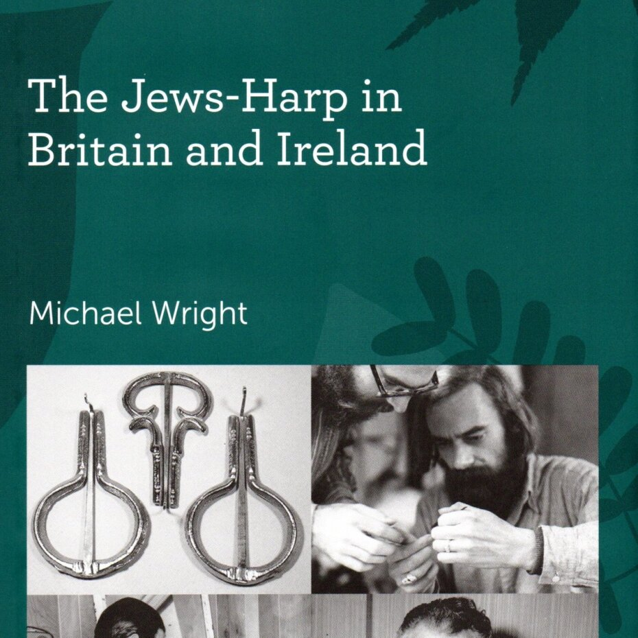How the jaw harp became a commodity in Great Britain and Ireland: Michael Wright's book about the jaw harp - The history of European mouth harps. How the jaw harp became a commodity in Great Britain and Ireland. Michael Wright's book about the jaw harp.
