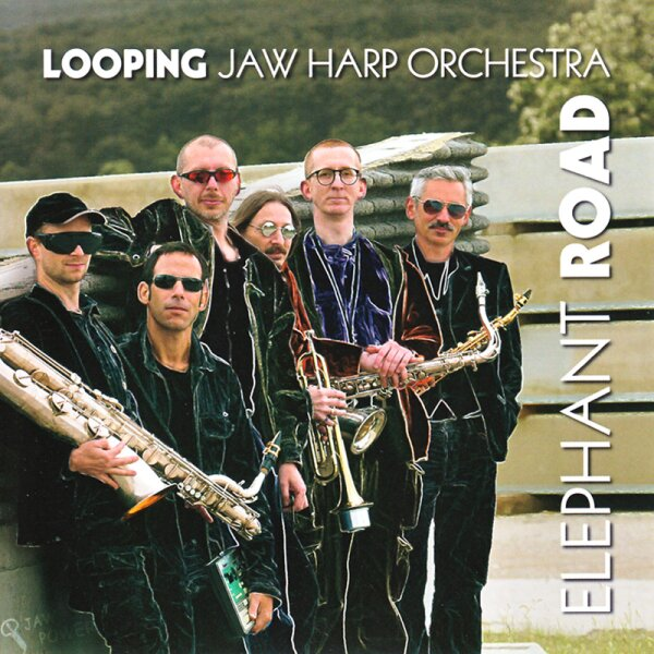 Elephant Road - Looping Jaw Harp Orchestra