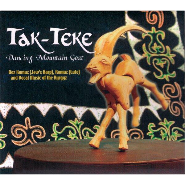 Tak-Teke - Dancing Mountain Goat