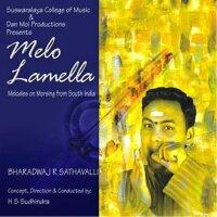 Bharadwaj R. Sathavalli - Melo Lamella