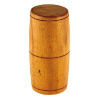 Wooden Shaker Barrel-shaped