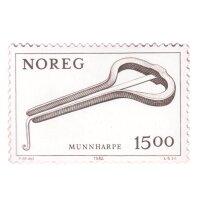 Briefmarke Munnharpe