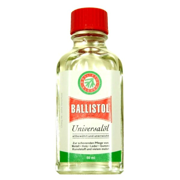 Ballistol-Öl zur Maultrommel-Pflege - 50ml