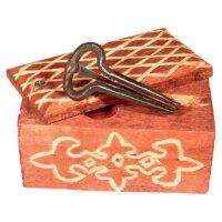 Temir Komuz - Steel - Precious Box