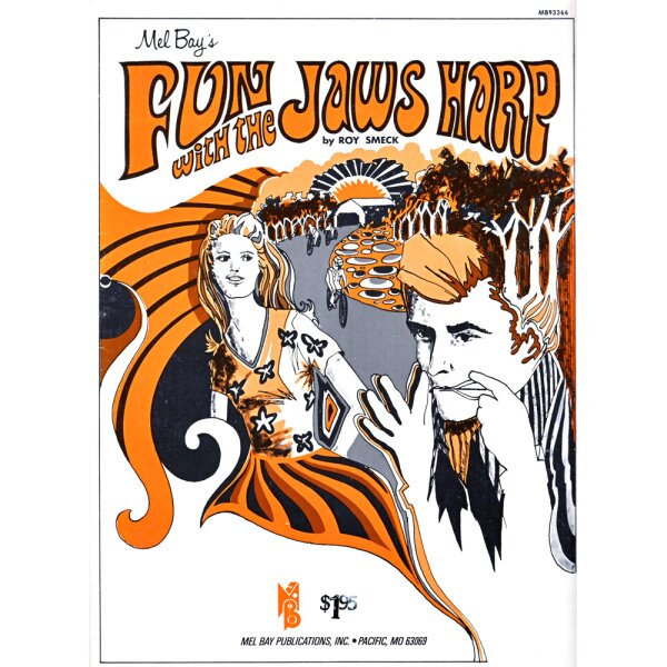 Roy Smeck - Mel Bays Fun with the Jaws Harp