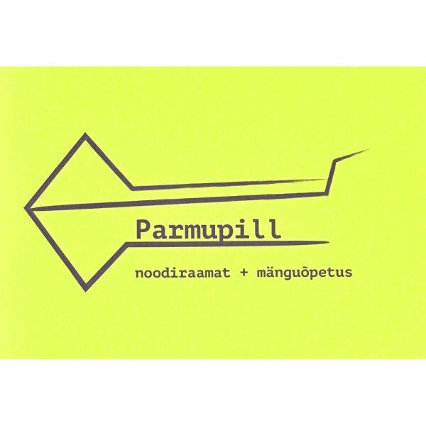 Parmupill noodiraamat + mänguopetus