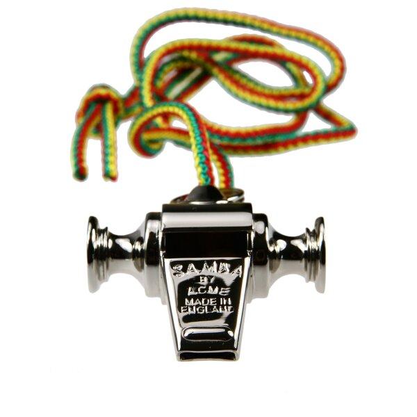 Apito - Samba Whistle Metal