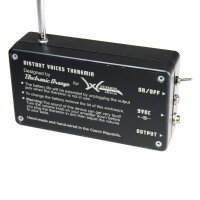Theremin Distant Voices