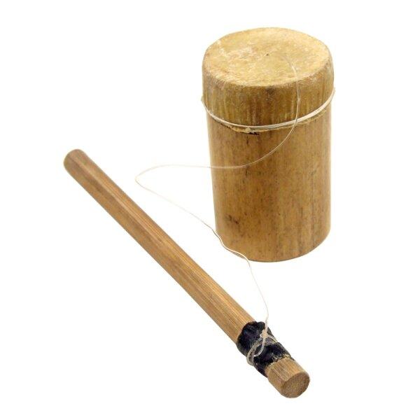 Waldteufel - Bambus/Büffelleder