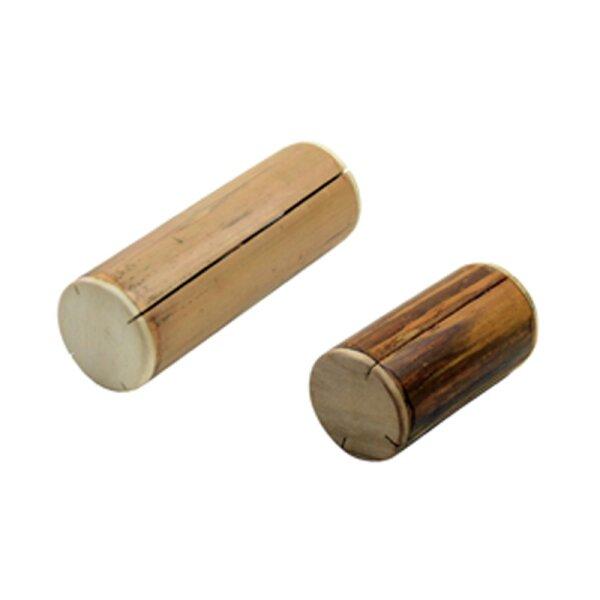 Bamboo Shaker Slitted