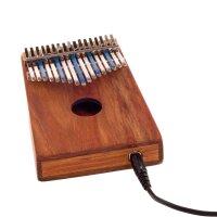 Hugh Tracey Kalimba - Box Treble 17