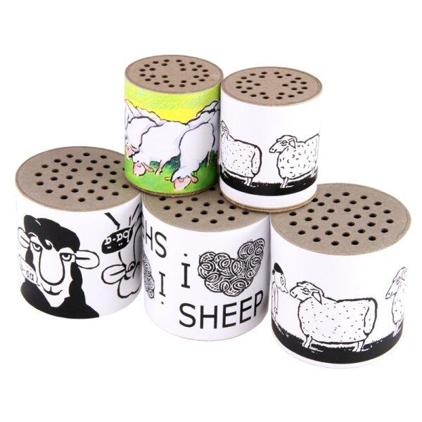 Sheep Voice Paper Banderole