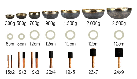 Recommended Singing Bowl Accessories